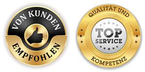 Deutschlands günstigster Online-Kredit – der große Kreditvergleich Logo